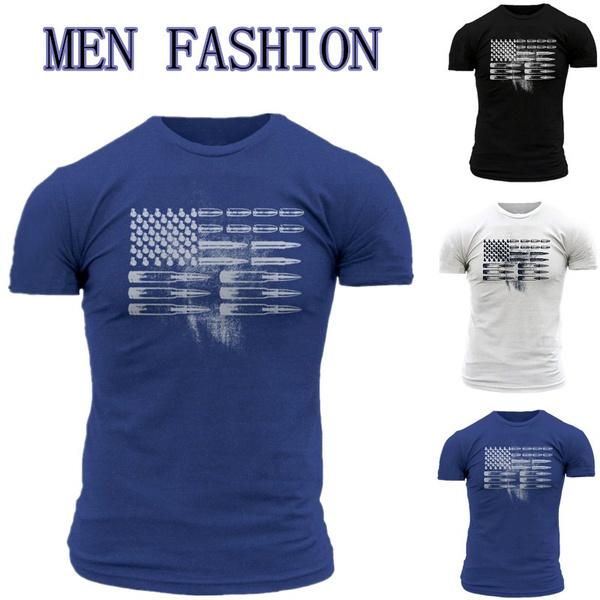 Summer, Fashion, Necks, men clothing