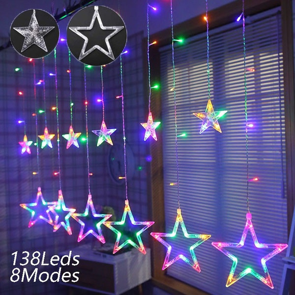 Indoor, Outdoor, Night Light, Christmas