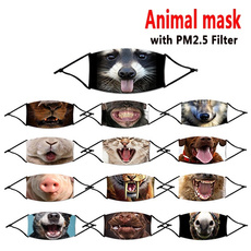 tigermask, animalfacemask, Outdoor, mouthmask