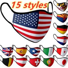 nationalflagmask, Cotton, Cover, earmask
