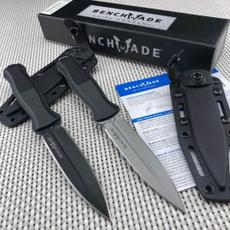 Steel, dagger, Combat, benchmade133bk