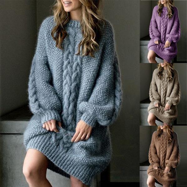 loosedresse, ladiessweater, Sleeve, XL