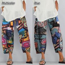 Women Pants, capripant, harem, Plus Size