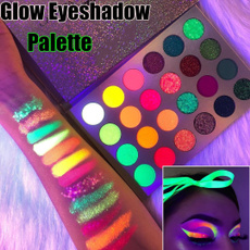 powderpalette, Eye Shadow, eye, Colorful