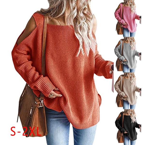sweaterpulloverswomen, pulloversweatertop, hotstyle, Winter