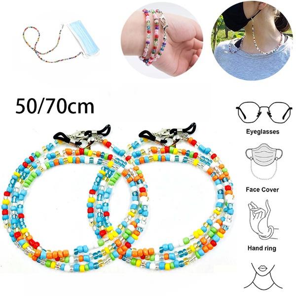 Chain Necklace, facemaskholder, Necks, Chain
