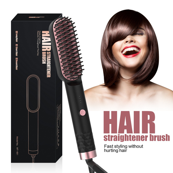 stylingaccessorie, ceramicbrush, electriccomb, hairstraightenerbrush