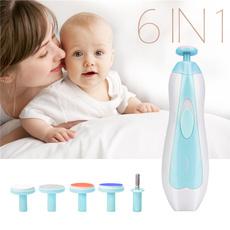 kids, babynailcutterset, Electric, Beauty