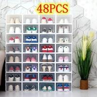 Box, shoeshelfcabinet, Cover, foldingshoeboxe