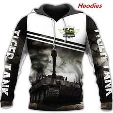 3D hoodies, Fashion, Tank, Winter