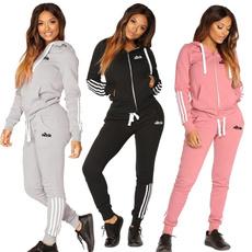 fashion women, Clothes, women long pants, jogging suit