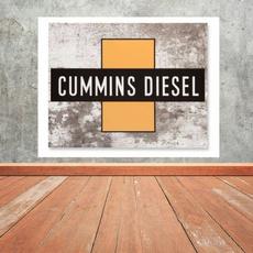 Dodge, posterspainting, Diesel, Metal