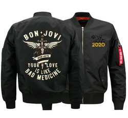 bonjovijacket, Fashion, Baseball Uniforms, bomberjacket