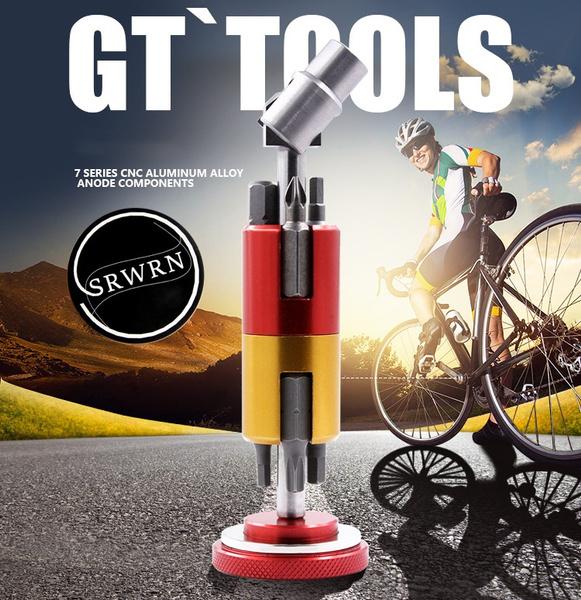 repairpuncturebike, multifunctionwrench, spannersocketset, Sports & Outdoors