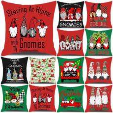 christmaspillowcase, Home & Kitchen, Decor, Home Decor
