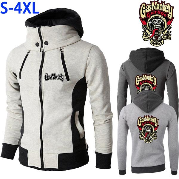 Fashion, Winter, hoodedjacket, zipperjacket