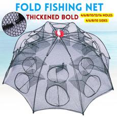 shrimpcrabtrap, fishingstoragebag, shrimpfishingnet, foldablefishmesh