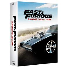 Box, fastandfuriou, TV, DVD