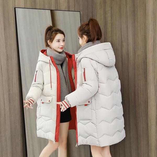 padded, Fashion, Winter, cottonpaddedjacket