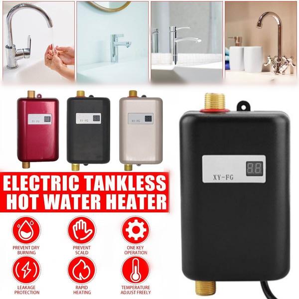 heater, Bathroom, Electric, temperaturewaterheater