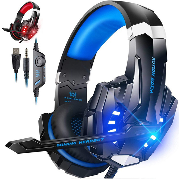 Headset, Microphone, gamingheadsetcompatiblewithps4andxbox360, gamingheadphone