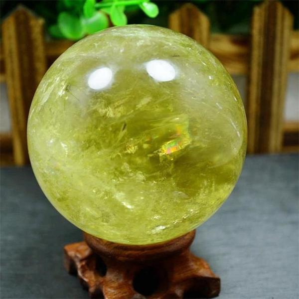 Ball, polished, Crystal, fordecoration