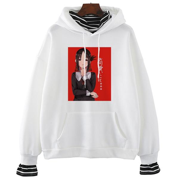 Fashion, Love, streetwearwomen, anime hoodie