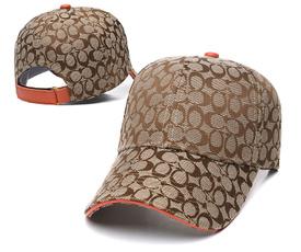 Baseball Hat, Coach, Fashion, Hip-Hop Hat