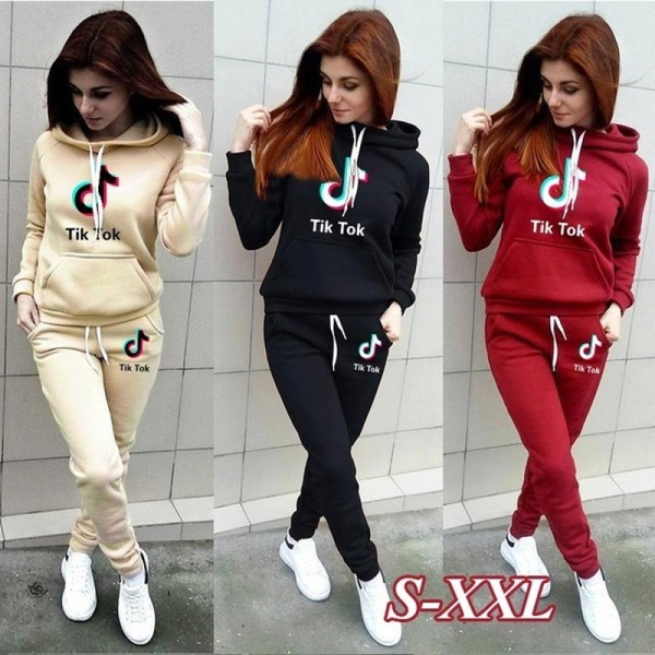 Cotton, Fashion, women jogging suit, pants