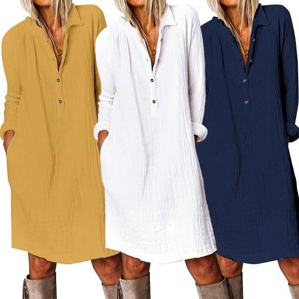 Vintage, Shorts, short dress, Sleeve