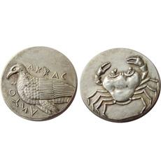 Greek, copycoin, animalcoin, ancientgreekcoin