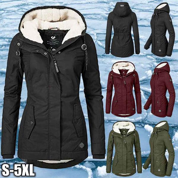 windproofjacket, Fashion, fur, Winter