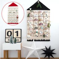 Home & Kitchen, Home Decor, Christmas, hangingbag