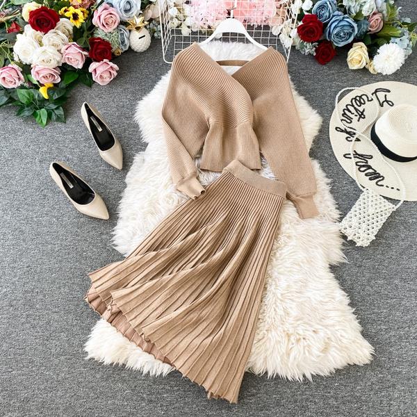 brightsilk, Fashion, V-neck, baghip