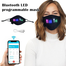 led, usb, facecover, Cover