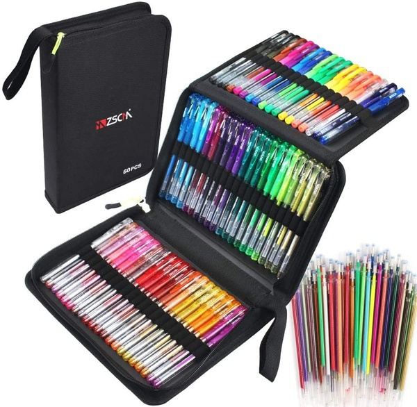 pencil, Colorful, Drawing & Painting Supplies, gelrefill