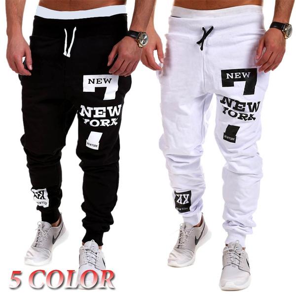 drawstringpant, trousers, Men's Fashion, pants