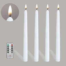 led, Battery, ledcandlesremote, Candles & Holders