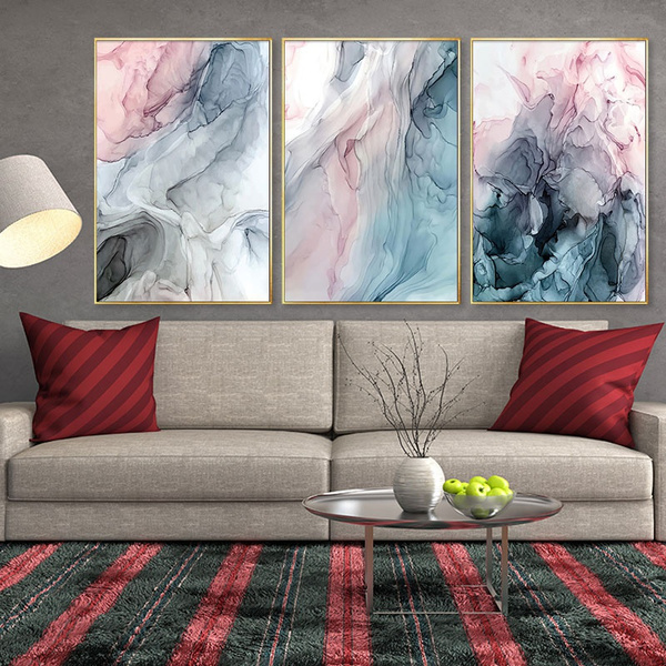 abstractmural, Home Decor, canvaspainting, Abstract