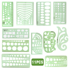 stencil, ruler, Tool, Plastic