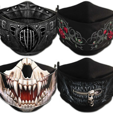 Goth, Outdoor, punk, protectivemask