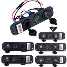 carvoltmeter, Car Charger, Lighter, charger