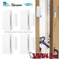windowalarm, wifidoorwindowsensor, Door, Office
