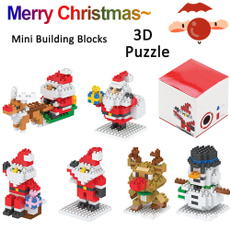 Mini, Toy, Christmas, Lego