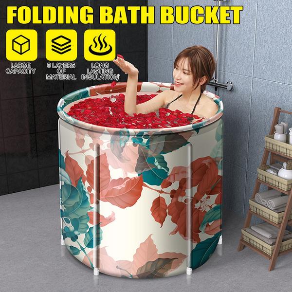 adultbathtub, householdbathbarrel, bathbarrel, Inflatable