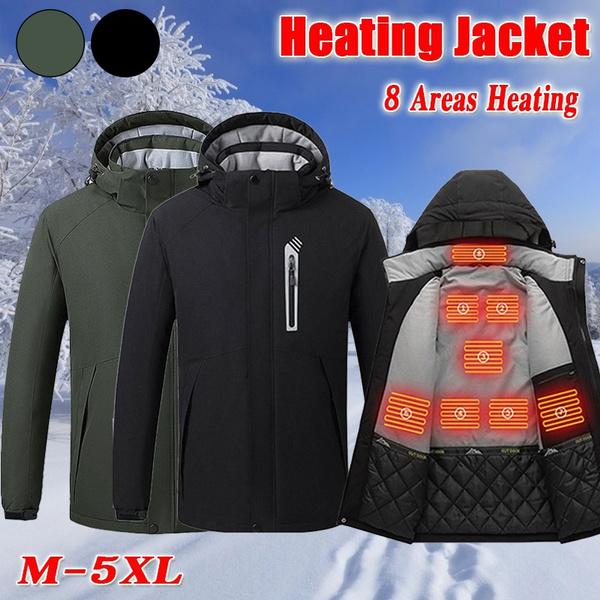 Jacket, Plus Size, Hiking, camping