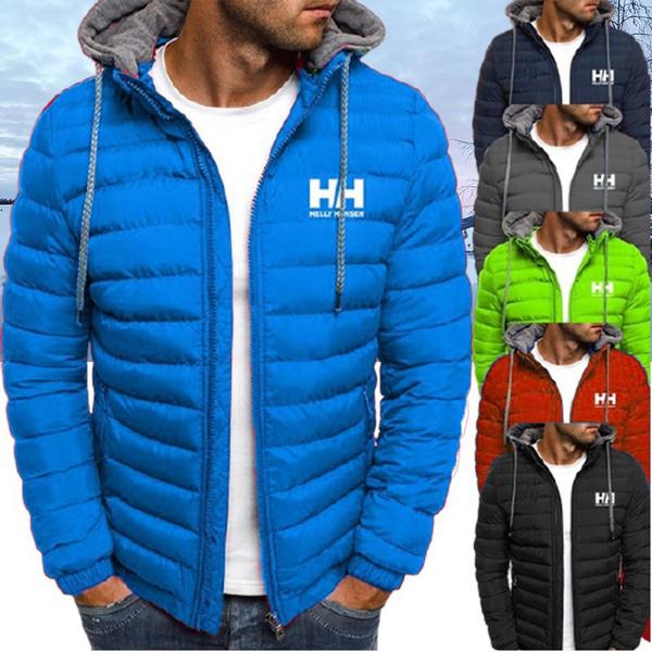 hoodiesformen, Fashion, pufferjacket, hoodedjacket