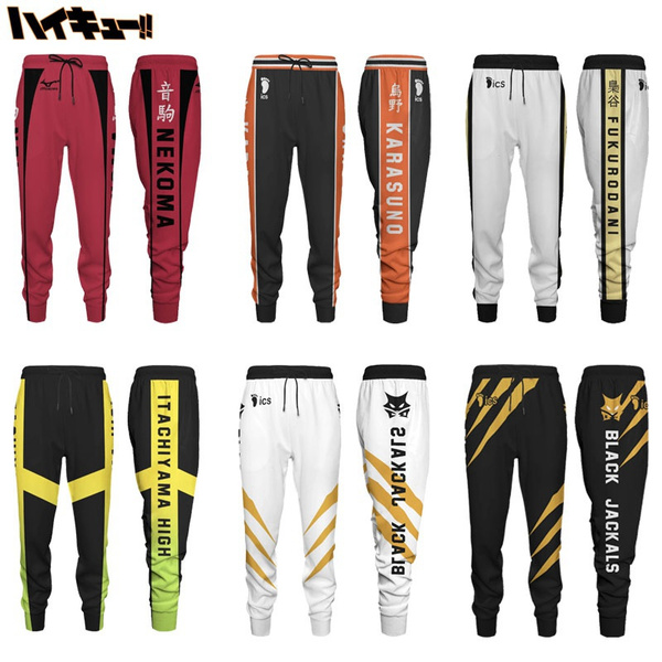 trousers, Cosplay, men trousers, Casual pants