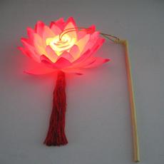 lotuslight, Flowers, glowinglantern, Gifts