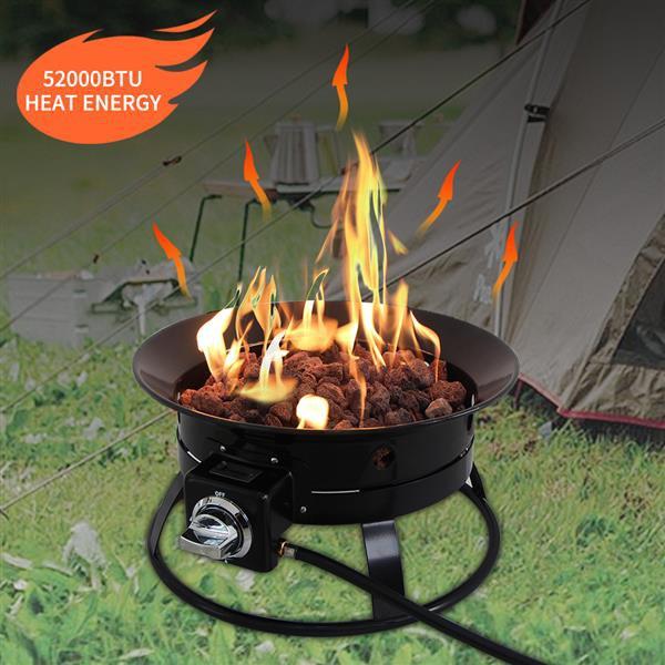gasfirepit, Outdoor, firebowl, Garden